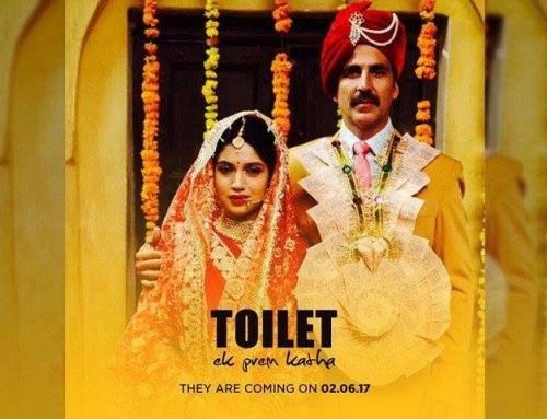 Bollywoods succéekampanj för toaletter till folket